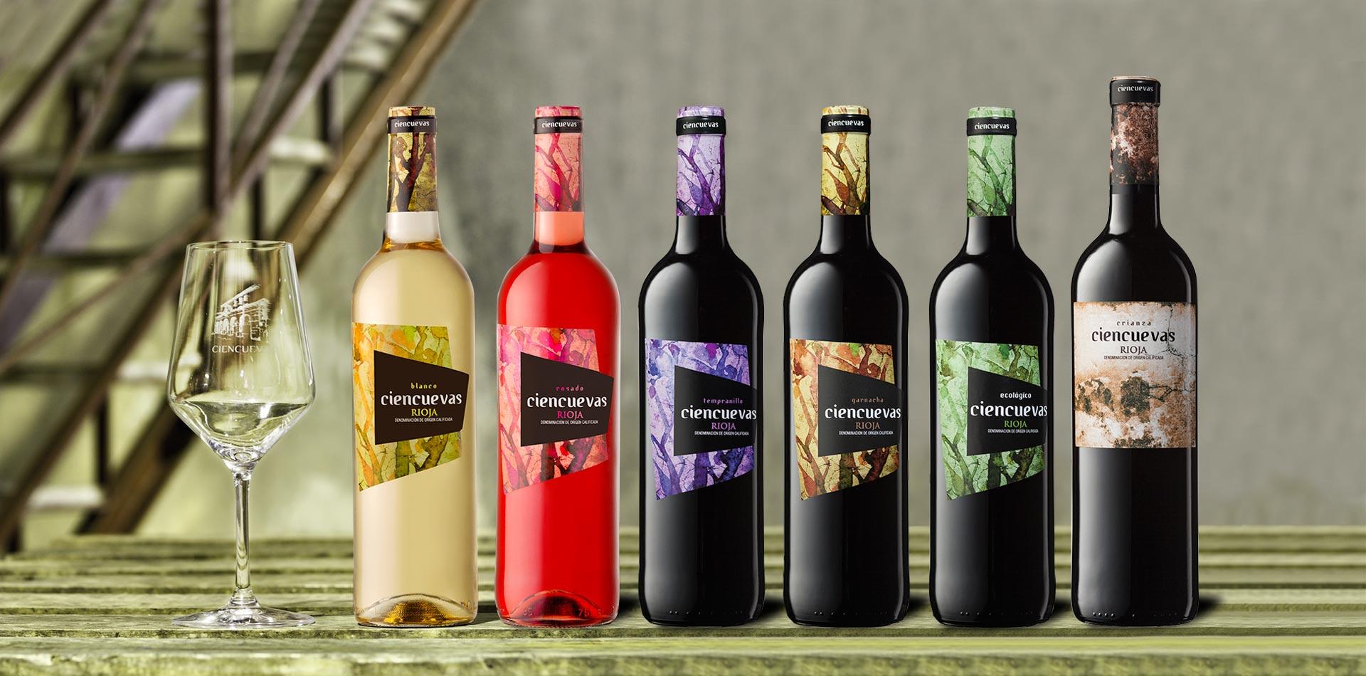 Vino Rioja Ciencuevas